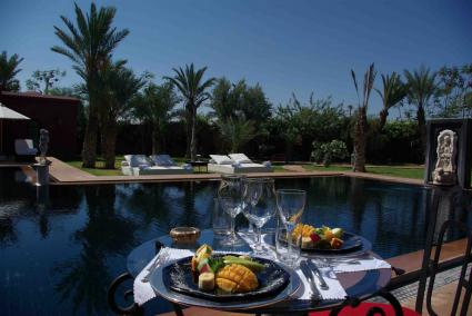 Image Rent villa  marrakech 1
