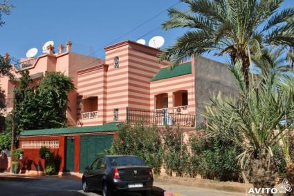 Image Rent villa gueliz marrakech marrakech 0