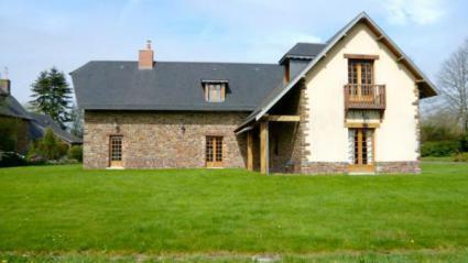 Image Sale house saint aubin des préaux  0
