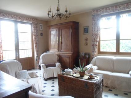 Image Rent house st aignan sur cher blois 1