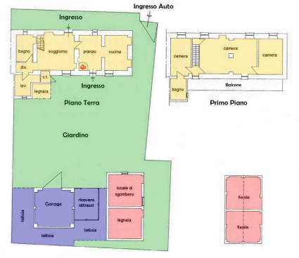 Image Sale prestigious real estate acqui terme alessandria 7