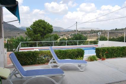 Image Rent house hondon de las nieves  0