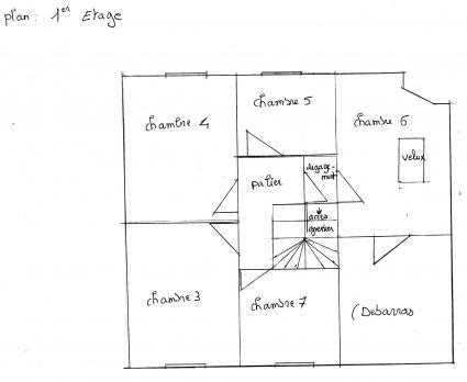 Image Sale house saint germain des fossés  2