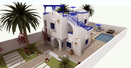 Image Sale villa djerba  medenine 2