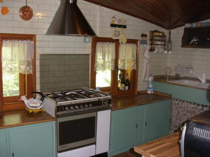 Image Sale chalet claviere torino nord 2
