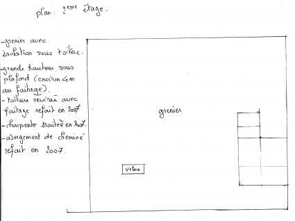 Image Sale house saint germain des fossés  3
