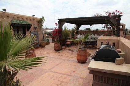Image Sale villa targa marrakech 1