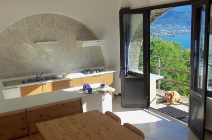 Image Sale apartment pianello del lario como 3