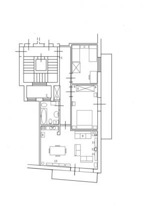 Image Rent apartment balestrate palermo 2