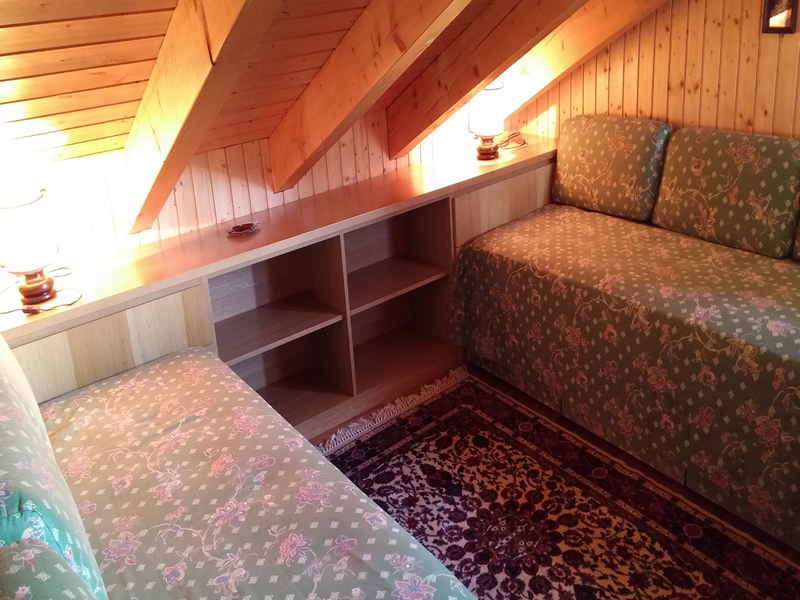 Image Crans Montana (CH) - Appartamento in Chalet 1