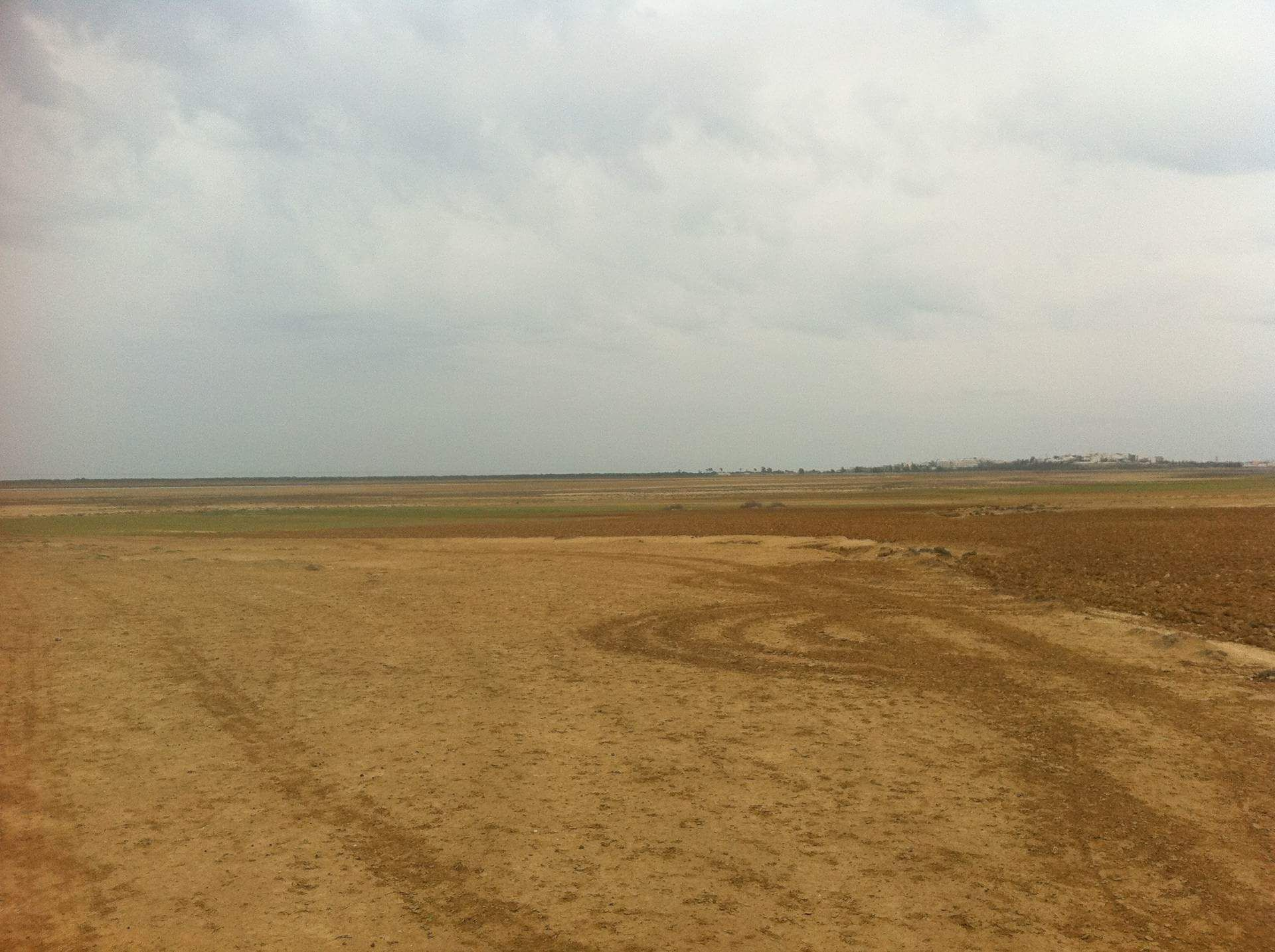 Image terrain vue de mer sousse tunisie 0