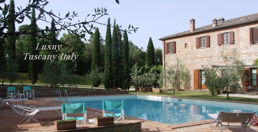 Image Luxury villa in Tuscany 2