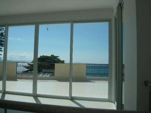 Image FRENTE MAR Praia Canasvieiras -FLORIANÓPOLIS-BRASIL-Financia Nova COBERTURA 3Suites 1