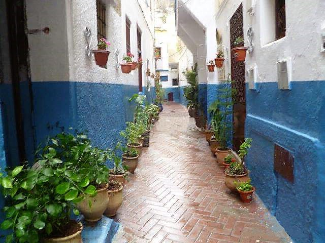 Image Beautiful house on Old Medina Tangier 0