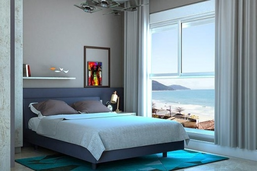 Image OCEANFRONT Ingleses Beach-FLORIANÓPOLIS-BRAZIL-Financing Ap 2Dorm 7