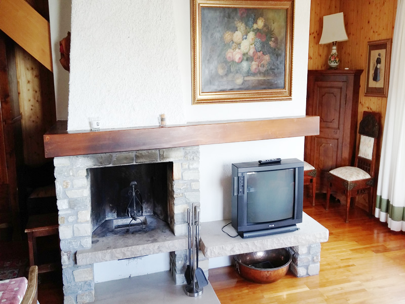 Image Crans Montana (CH) - Appartamento in Chalet 5
