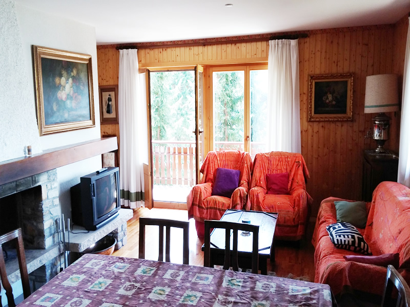 Image Crans Montana (CH) - Appartamento in Chalet 6