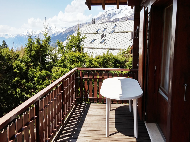 Image Crans Montana (CH) - Appartamento in Chalet 9