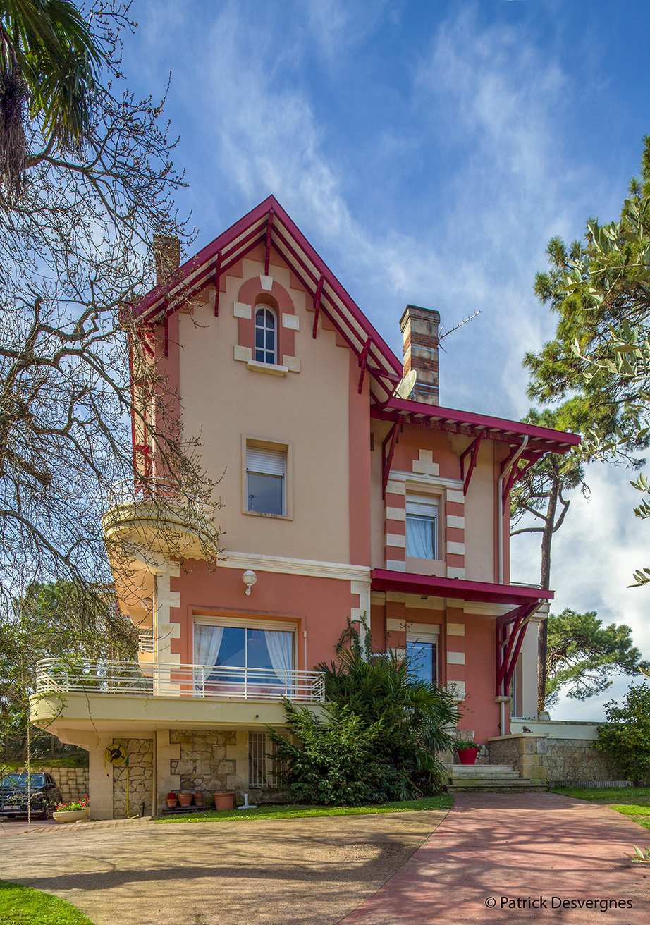 Image MAGNIFICENT PROPERTY – ARCACHON – FRANCE 0