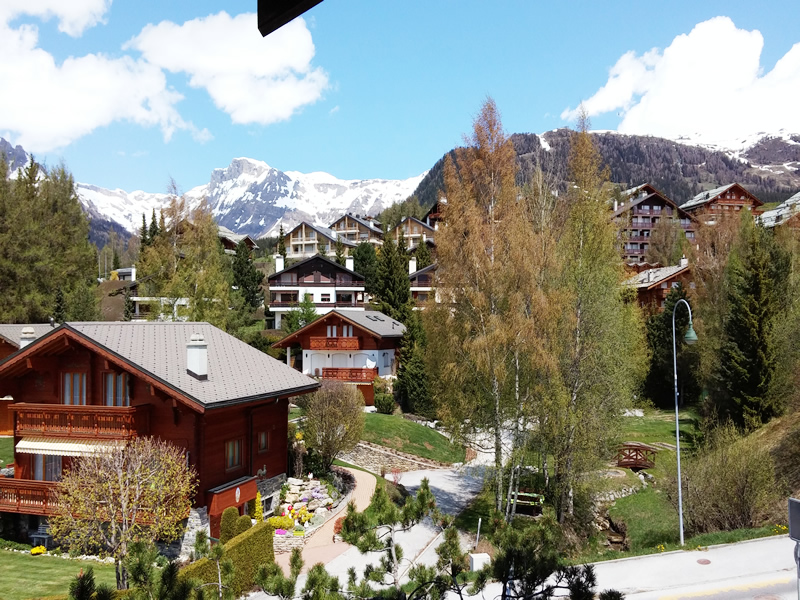 Image Crans Montana (CH) - Appartamento in Chalet 0