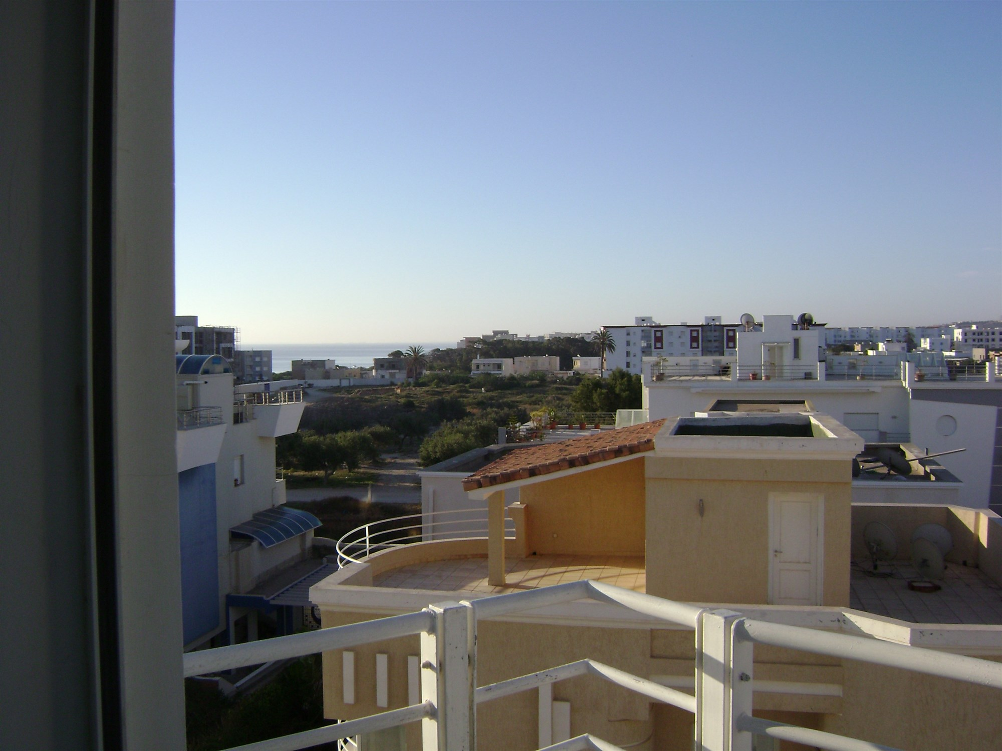 Image charming high standing studio sea view in Sousse Tunisia 0