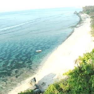 LAND 6150 m2 FOR RENT FRONT PACIFIC OCEAN IN INDONESIA></noscript>
