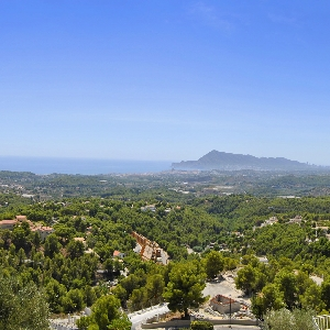 Magnificent Hilltop Plot in Altea></noscript>