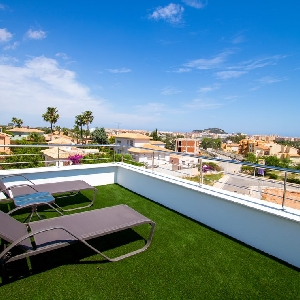 Townhouses new construction in Dénia Spain></noscript>