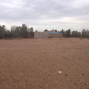 land for sale Marrakech sidi ghanem