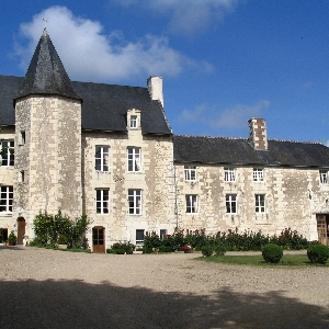 mansion in Touraine with pool and 5 bedrooms></noscript>