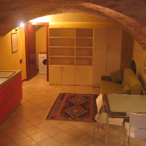 Large one-room apartment a few steps from Corso Vannucci
