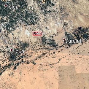 Terrain agricole de 10 hectares à Mekhadma, Biskra, Algérie></noscript>                                                         <span class=