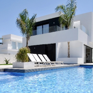Modern Design Villa in Quesada with Underbuilt></noscript>