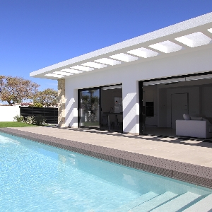 Image Comfortable Stylish Villa in Quesada  0