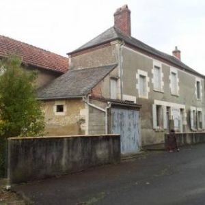 Sale house veauges bourges