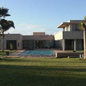 Image Sale villa bord de la palmeraie marrakech 0