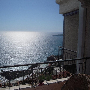 Image MORTOLA SUPERIORE (IM) - APARTMENT WITH SUPERB VIEW AND POOL 0